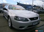 2009 Ford Falcon BF Mkiii XT (LPG) Silver Automatic 4sp A Wagon for Sale
