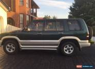 1998  Holden Jackaroo  4 x 4 7 seater for Sale