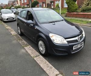 Classic 2007 FACELIFT VAUXHALL ASTRA 1.7 CDTI CHEAP DIESEL RUNAROUND WORKHORSE 5 DOOR for Sale