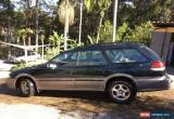 Classic Subaru Outback 1996 Limited AWD Auto  for Sale