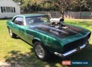 1967 Chevrolet Camaro Pro Street for Sale