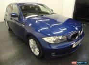 2010 BMW 1 Series 2.0 118d M Sport 5dr for Sale