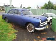 1949 FORD 2 DOOR SEDAN SHOEBOX for Sale