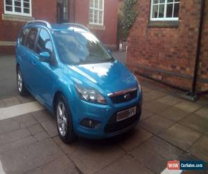 Classic ford focus 1.8 tdci zetec blue  for Sale