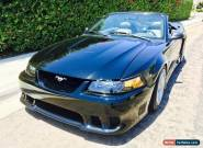 2001 Ford Mustang Convertible for Sale