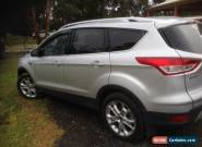 Ford kuga damaged cars  for Sale
