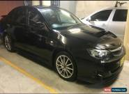 2010 Subaru Impreza WRX Club Spec 10 for Sale