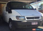 2004 Ford Transit Van. RWC, 6 months rego for Sale