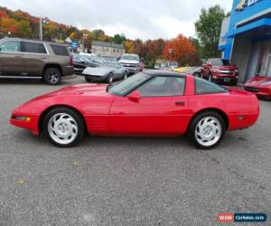 Classic 1992 Chevrolet Corvette for Sale