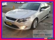 2009 Ford Falcon FG XR6 Silver Automatic A Sedan for Sale