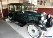 1928 Chevrolet 4 door sedan for Sale