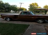 1966 Chevrolet Other Pickups C10 for Sale