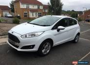 White Ford Fiesta 1.0 5 door hatchback for Sale
