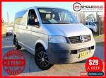 2006 Volkswagen Transporter 3 Years Warranty Included Automatic A Van for Sale