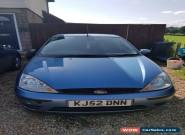 Ford Focus 1.8TDCI spares or repair for Sale