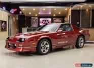 1986 Chevrolet Camaro Sport Coupe 2-Door for Sale