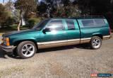 Classic Chevrolet Silverado 1500 1997 for Sale