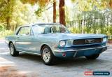 Classic 1966 Ford Mustang -- for Sale