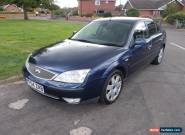Ford Mondeo Ghia X 2.5 Auto for Sale