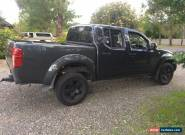 NAVARA STX 95,000kms 2007 4X4 AUTO DIESEL  for Sale