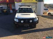 2007 Holden Rodeo RA LX White Automatic A Utility for Sale