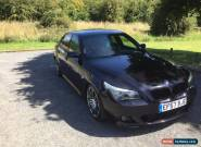 Bmw 5 Series 3.0 525d M Sport Auto Lci  for Sale