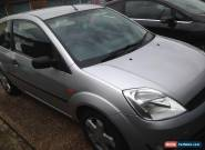 Ford Fiesta zetec 1.4 16v petrol 3 door for Sale