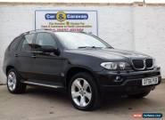 2006 56 BMW X5 3.0 D SPORT 5D AUTO 215 BHP DIESEL for Sale