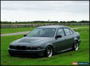 BMW 540i e39 4.4 V8 6 Speed Manual Drift Car Track Car for Sale