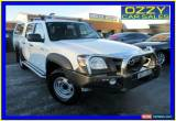 Classic 2007 Mazda BT-50 B3000 DX White Manual 5sp M Dual Cab Pick-up for Sale