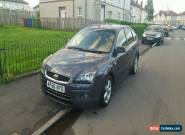 FORD FOCUS 1.6 CLIMATE, HATCHBACK, 56 PLATE, 1 FULL YEARS MOT for Sale