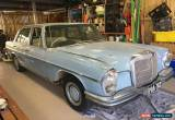 Classic Mercedes-Benz 250S W108 for Sale