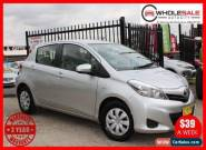 2014 Toyota Yaris NCP130R YR Hatchback 5dr Auto 4sp, 1.3i Automatic A Hatchback for Sale