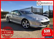 2008 Peugeot 407 Coupe 2dr Spts Auto 6sp 3.0i 3 Years Warranty Included A Coupe for Sale
