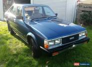 CORONA 5 DOOR LOFT BACK TOYOTA UNFINISHED PROJECT SHED BARN FIND MANUAL for Sale