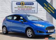 2015 64 FORD FIESTA 1.2 ZETEC 3D 81 BHP for Sale