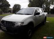 2008 Mitsubishi Triton Double Cab for Sale