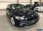 2013 BMW 5 Series 3.0 535d M Sport Auto 4dr for Sale