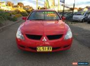 2005 Mitsubishi Magna TW LS Red Automatic A Wagon for Sale