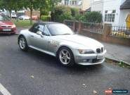 BMW Z3 CONVERTIBLE RARE  2.8 AUTOMATIC  for Sale