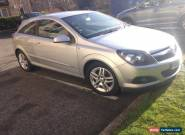 2007 VAUXHALL ASTRA SXI 1.4 16V SILVER for Sale