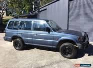 1992 Mitsubishi Pajero 3.0L Petrol Manual 4WD - Toyota Hilux Patrol Navara Bush  for Sale
