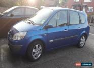 Renault Grand Scenic 1.6 16v  7 seater for Sale