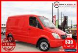 Classic 2008 Mercedes-Benz Sprinter Red undefined for Sale