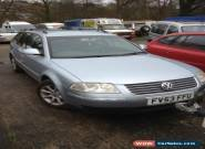 VW passat TDI 130 highline estate 2003 53plate for Sale