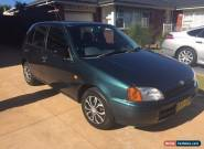 Toyota Starlet 1998 for Sale