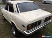 1977 Mazda 808 (rx3) Sedan = Near Original = Factory Mazda Books $23,700 for Sale