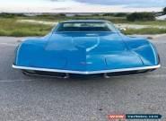 1970 Chevrolet Corvette Base Coupe 2-Door for Sale