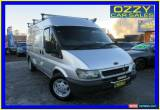 Classic 2005 Ford Transit VJ Mid (MWB) Silver Manual 5sp M Van for Sale
