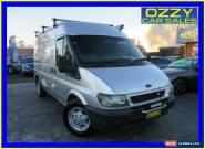 2005 Ford Transit VJ Mid (MWB) Silver Manual 5sp M Van for Sale